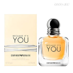 Туалетные духи Giorgio Armani Emporio Armani Because It's You