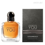 Туалетная вода Giorgio Armani  Emporio Armani Stronger With You