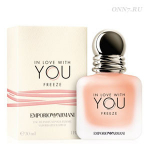 Giorgio Armani  Emporio Armani In Love With You Freeze