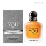 Туалетная вода Giorgio Armani  Emporio Armani Stronger With You Freeze