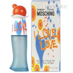 Туалетная вода Moschino Cheap and Chic I Love Love