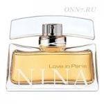 Туалетные духи Nina Ricci Love in Paris Christmas