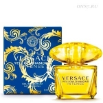 Туалетные духи Versace Yellow Diamond Intense
